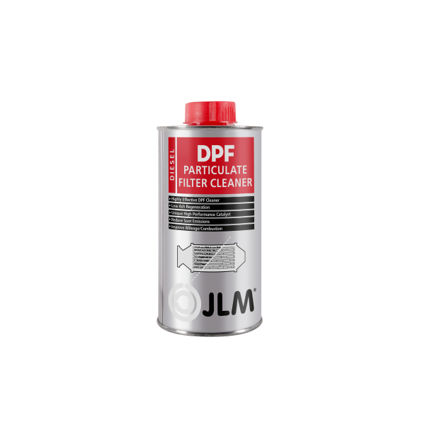 JLM DPF Cleaner - 375 ml Partikelfilter Rens