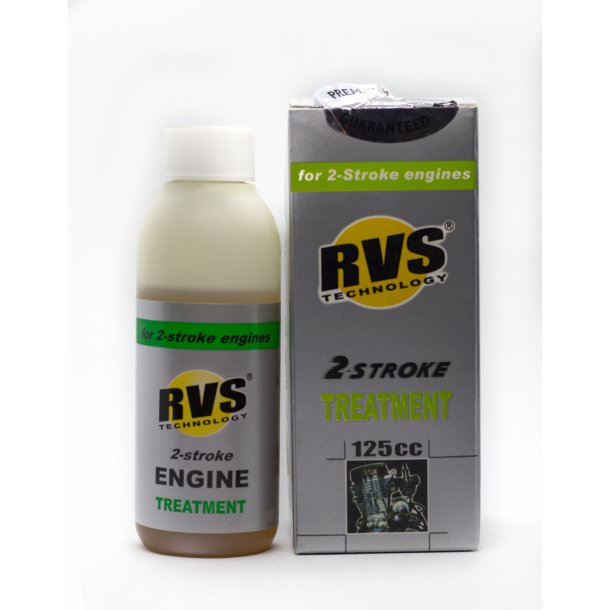 2S125 RVS Technology® Totakts Motorbehandling 125c