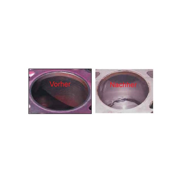 2 x G6 RVS Technology® Treatment til BENZINMOTOR