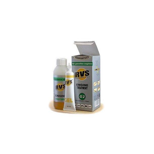 2 X G2 RVS Technology® Treatment til BENZINMOTOR