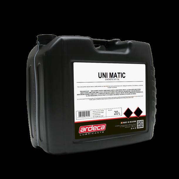 Automatgearolie Dexron III Uni Matic ATF - 20 ltr