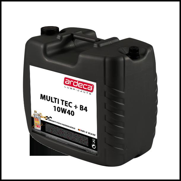 Motorolie Multi-Tec + B4 10w40 - 20 ltr