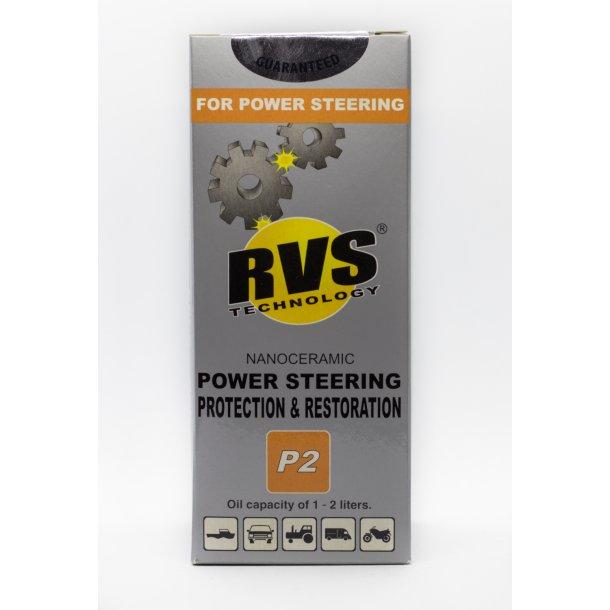 P2 RVS Technology® Servostyrings behandling