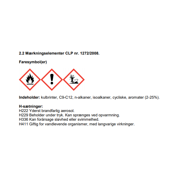Protor Bitume 7272 - Rustbeskytter 300 ml