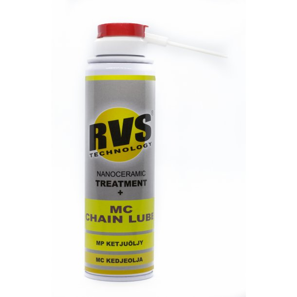 Kædespray RVS Motorbike Chain Treatment