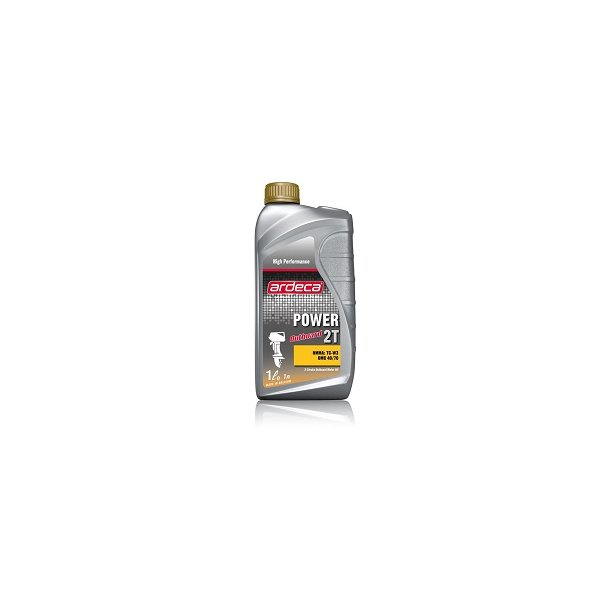 Power 2T Outboard - 1 ltr